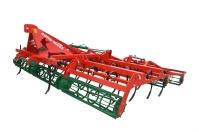 Agregat uprawowy 3,6m 4,2m 5,0m 5,6 składany hydraulicznie zwałem przednim AGRO-MASZ