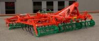 Agregat Uprawowy Przedsiewny Składany Hydraulicznie AGRO-MASZ AU
