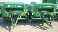 Prasa stałokomorowa PS 1221 FARMA PLUS SIPMA zwijająca belująca rolująca