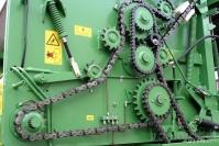 Prasa stałokomorowa PS 1210 CLASSIC SIPMA zwijająca belująca rolująca Wyprzedaż