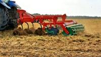 Agregat Podorywkowy Ścierniskowy Gruber Zabezpieczenie Sprężyste AGRO-MASZ AP PLUS
