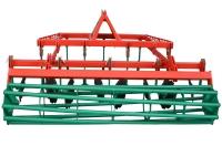 Agregat podorywkowy AP AGRO-MASZ ścierniskowy zabezpieczenie kołkowe