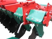 Brony talerzowe Brona BT AGRO-MASZ zabezpieczenie gumowe