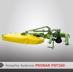 Kosiarka dyskowa PDT 300 obroty 540 PRONAR Wyprzedaż