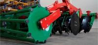 Brona Talerzowa Ciężka Zabezpieczenie Gumowy AGRO-MASZ BTC