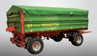 Przyczepa rolnicza ciężarowa PT606 6t PRONAR