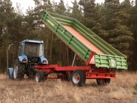 Przyczepa rolnicza ciężarowa T653 4t PRONAR