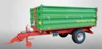 Przyczepa rolnicza ciężarowa T654/1 3,5t PRONAR
