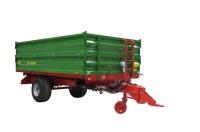 Przyczepa rolnicza ciężarowa T671 5t PRONAR