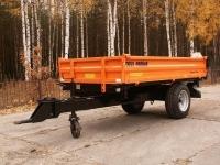 Przyczepa rolnicza ciężarowa T655 2t PRONAR
