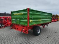 Przyczepa Ciężarowa Rolnicza Jednoosiowa PRONAR T671 5t