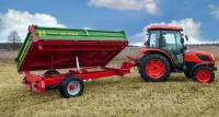 Przyczepa Ciężarowa Rolnicza Jednoosiowa PRONAR T654 2,5t