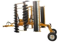 Brona talerzowa Brona UHS STALTECH hydraulicznie składana zabezpieczenie sprężynowe