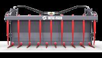Chwytak do Kiszonki Krokodyl Model Q METAL-FACH 1,2m 1,5m 1,8m