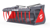 Łyżka Chwytakowa Krokodyl Model Q METAL-FACH 1,5m 1,8m 2,0m 2,2m 2,4m