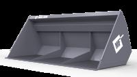 Łyżka Trapezowa do Materiałów Sypkich METAL-FACH 1,2m 1,5m 1,8m 2,0m 2,2m 2,4m