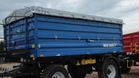 Przyczepa ciężarowa rolnicza T711/3 12t METAL-FACH