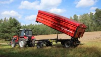 Przyczepa rolnicza ciężarowa T940/2 6t METAL-FACH