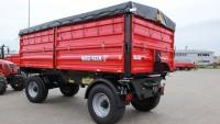 Przyczepa rolnicza ciężarowa T739 14t METAL-FACH