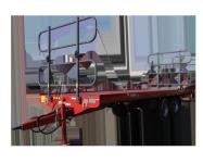 Przyczepa rolnicza platformowa tandem T950 12t METAL-FACH