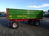 Przyczepa Ciężarowa Rolnicza Dwuosiowa PRONAR PT606 6t