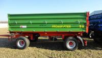 Przyczepa Ciężarowa Rolnicza Dwuosiowa PRONAR PT608 8,46t