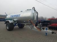 Wóz Asenizacyjny ECO-MIDI-1 10000L PN-100/2 MEPROZET KOŚCIAN