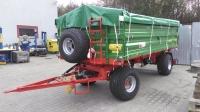 Przyczepa Ciężarowa Rolnicza Dwuosiowa PRONAR T672 8t