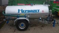 Wóz Asenizacyjny ECO-MIDI-1 6000L PN-60/3 MEPROZET KOŚCIAN