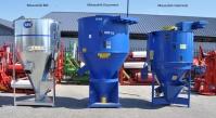 Mieszalnik pasz MPS 500 kg 800 kg 1000 kg 1200 kg 1500 kg 2000 kg SOBMETAL