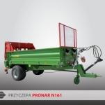 Rozrzutnik obornika N161 6t PRONAR