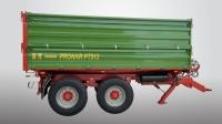 Przyczepa rolnicza ciężarowa tandem paletowa PT512 12t PRONAR