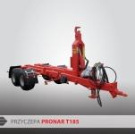 Przyczepa Hakowa Komunalna PRONAR T185