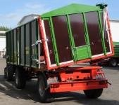Przyczepa rolnicza ciężarowa dwuosiowa T680P 13t PRONAR