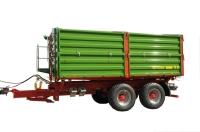Przyczepa rolnicza ciężarowa tandem T683U 15,2t PRONAR