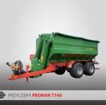 Wóz przeładowczy T740 15,3t PRONAR