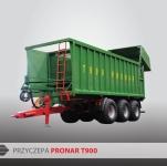 Przyczepa rolnicza ciężarowa T900 23,5t PRONAR