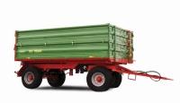 Przyczepa rolnicza ciężarowa T672 8t PRONAR