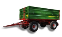 Przyczepa rolnicza ciężarowa PT610 10t PRONAR