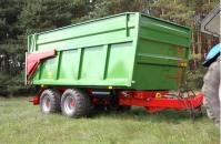 Przyczepa Ciężarowa Rolnicza Skorupowa PRONAR T679 12t