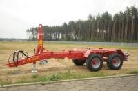 Przyczepa rolnicza komunalna T285 PRONAR