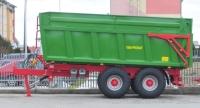 Przyczepa Ciężarowa Rolnicza Skorupowa PRONAR T669 14,3t