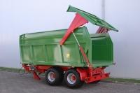 Przyczepa rolnicza ciężarowa skorupowa T679 12t PRONAR
