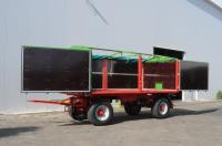 Przyczepa Ciężarowa Rolnicza Dwuosiowa PRONAR T680P 13,2t
