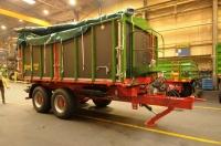 Przyczepa rolnicza ciężarowa tandem T683P 15,2t PRONAR