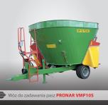 Wóz Paszowy VMP-10S PRONAR