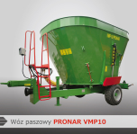 Wóz Paszowy VMP-10 PRONAR