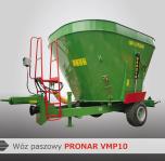 Wóz Paszowy PRONAR VMP-10 m3