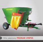 Wóz Paszowy VMP-5S PRONAR