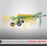 Zgrabiarka karuzelowa ZKP420 PRONAR Wyprzedaż